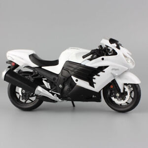 1:12 scale maisto Kawasaki Ninja ZX14R ZZR1400 diecast model motorcycle toy moto