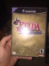 The Legend Of Zelda Wind Waker Nintendo Gamecube Complete In Box