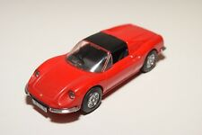 Y 1:43 DINKY MATCHBOX FERRARI DINO 246 GTS 246GTS RED NEAR MINT CONDITION