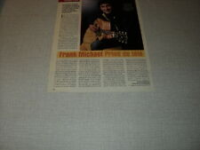 H161 FRANK MICHAEL '2003 FRENCH CLIPPING
