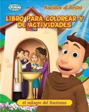 Hermano Zeferino Libro Para Colorear - Ep.05: Nacidos Al Reino (Paperback or Sof