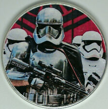 Stormtrooper (Star Wars) - American Silver Eagle 1oz. .999 Silver Dollar Coin