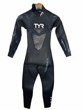 NEW TYR Womens Full Triathlon Wetsuit Size Small Hurricane Cat 2 - Retail $449