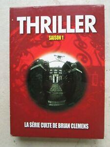 THRILLER SAISON 1 COFFRET 4 DVD (Angoisse)