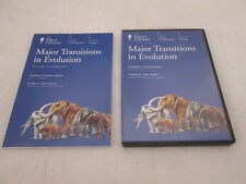 Major Transitions in Evolution Course Guidebook & CD Lecture Set The Teaching Co