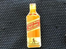 PINS PIN ENAMEL WHISKY WHISKEY JOHNNIE WALKER RED LABEL