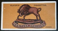 Manitoba Dragoons   12th Canadian Cavalry Regt   World War 1  Vintage Card #VGC