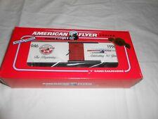 American Flyer / LTI 48324 50th Anniversary Box Car