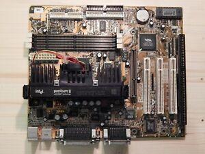 Biostar, M6VBE, Mainboard Incl. Prozessor