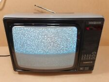 Vintage Decca Colour Microsystem 14 Inch TV