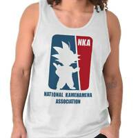 National Kamehameha Association Dragon TV Tank Tops T-Shirts Tshirt For Mens