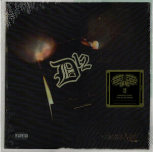 "D12 - DEVIL'S NIGHT - 2 LP VINYL NEW 3D ""Flaming Matches"" Cover ALBUM - Eminem"