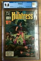 Huntress #1 Origin & 1st Appearance Huntress Bertinelli CGC 9.8 1994531011