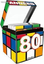 Années 80 Hits Box Coffret 10 CD + 2 DVD karaoké Neuf sous cellophane