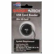 USB CARD READER MINI SD CARD MICRO DIGITAL CAMERA MOBILE PHONE CARD ADAPTOR