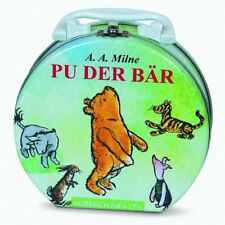 Pu der Bär Hörspiele im Hörbuchkoffer 6x CD,s Neu