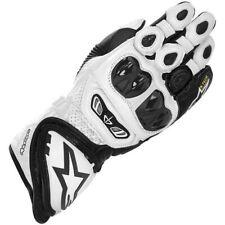 Alpinestars GP Tech Gloves White/Black Size Small S