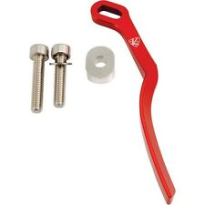 K-EDGE Road Braze-On Chain Catcher-Red-New