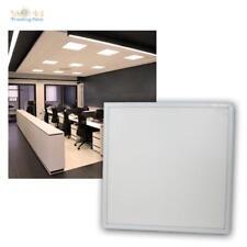 """LED Panel """"CTP-62"""" 62x62cm warmweiß 2900lm, 60x60 Pannel Büro-Deckenleuchte 230V"""