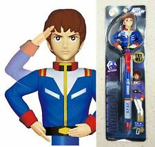 Gundam Action Pen Gs3 Amuro Ray Figure Salutes Efsf Sotsu Sunrise Licensed New