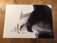 Press Release - GRAHAM Swordfish Picture - Photo Foto - Für Collectors