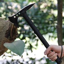 Tactical Axe Tomahawk Combat Survival Military Army Hatchet Hammer War Camping