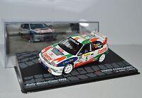 RALLY IXO DIECAST 1/43 Toyota Corolla WRC Sainz/Moya 1998 eRAL040