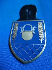 PORTUGAL PORTUGUESE MILITARY ARMY FINACE BREAST BADGE 48mm