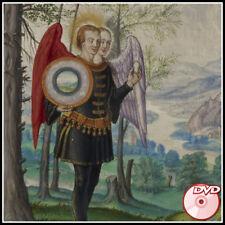 ALCHEMY - SPLENDOR SOLIS Manuscripts 16-18 century - 9000 pages color - 2 DVD's