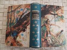 LE DERNIER DES MOHICANS PAR FENIMORE COOPEER EDITIONS BEAUDELAIRE1967
