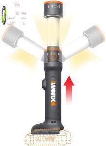 Worx Wx027L.9 20V Multi-Function Led Light, Bare Tool Only