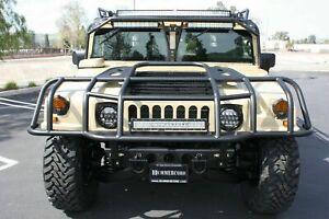 Hummercore Hummer H1 Lightbar with center brace Lightrack Humvee Free Shipping