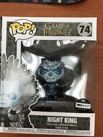 Funko Pop Game of Thrones #74 Metallic Knight King HBO Exclusive T Shirt Lanyid