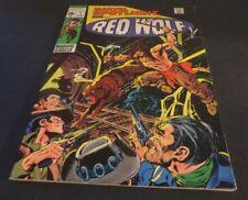 Marvel Spotlight on Red Wolf #1 HIGH GRADE COPY