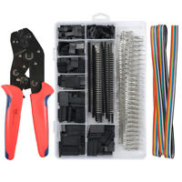 SN-28B Crimping Tool Crimper + Connectors Kit For Raspberry PI Arduino *#