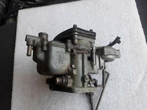 Carburatore Weber 34 DCHD  Fiat 1500 usato