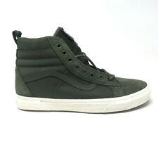 Vans Sk8 Hi 46 MTE DX Tact Grape Leaf Men's 10 Skate Shoes New Green