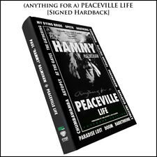 'PEACEVILLE Life' hardback *SIGNED* [Opeth, Darkthrone, Autopsy]