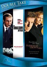 Thomas Crown Affair 1968 1999 2 PC DVD