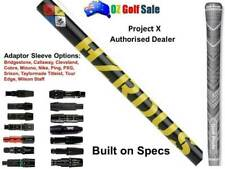 Project X HZRDUS Yellow 65  /Flex 5.5 Driver FW Shaft+Adaptor Tip -Built to Spec