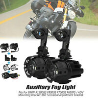FEU ADDITIONNEL ANTI BROUILLARD Pour BMW R1200GS ADV F800GS F700GS F650GS