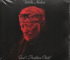 WILLIE NELSON - GOD'S PROBELM CHILD    *NEW & SEALED 2017 CD ALBUM*