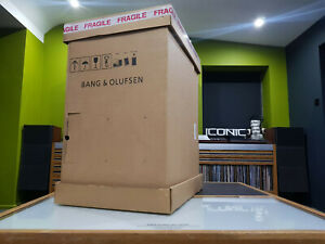 Bang & Olufsen BeoLab 9 Original Active Speakers Box and Packaging B&O
