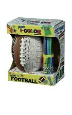 Franklin Sports I-Color Sports Ball – Customize Your Own Ball – Football, Bas.
