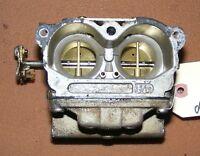 Johnson 90 HP J90TLCOS Lower Carburetor ASSY PN 0393770 Fits 1984-1985