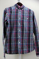 Todd Snyder 100% Cotton Multi-Colored Long Sleeve Shirt - Size Small