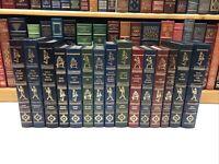 Easton Press ~ History of Baseball Series ~ 27 Volumes ~ Gherig/Ruth/Mantle etc