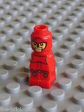 Microfig LEGO games MINOTAURUS Gladiator red set 3841 / Minifig neuf new