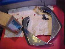 NOS NEW 981860 GM REAR BUMPER GUARD KIT 1973 73 BUICK CENTURY REGAL GRAND SPORT