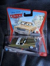 Disney Pixar Cars 2 #27 MEL DORADO